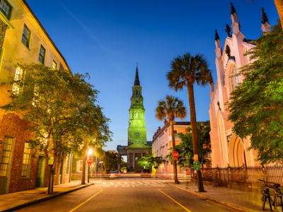 Homes for Sale in Downtown Charleston, SC