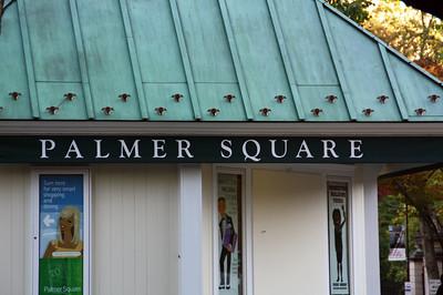 Palmer Square, Princeton NJ