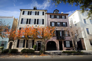 Historic Charleston Homes