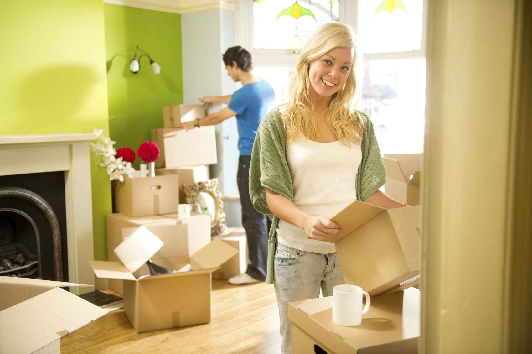 Reduce the stress of moving