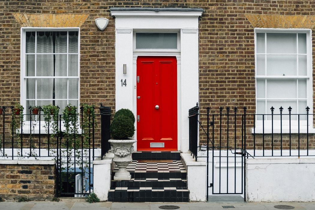 Homes, Front Door,