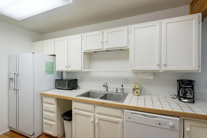 Burgess Creek Townhome Kitchen