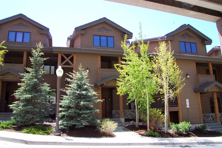 Steamboat Springs condominiums Christie Club