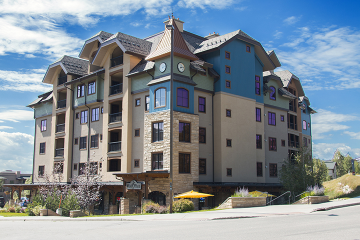 The Highmark Steamboat Springs