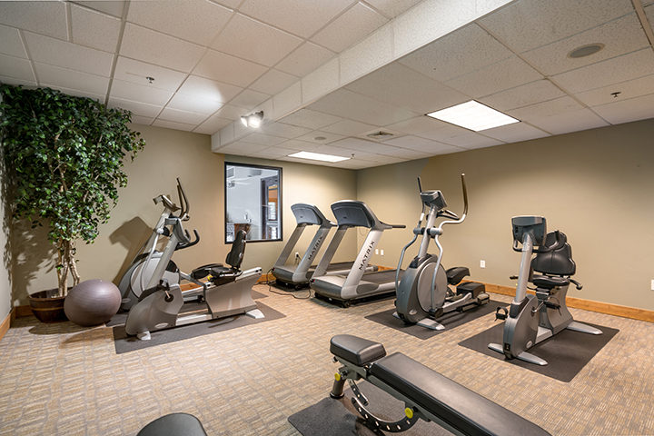 Photo of The Highmark fitness center