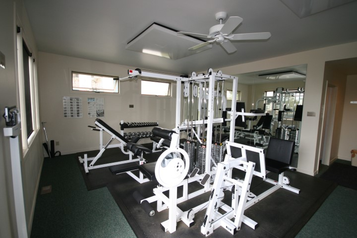 Photo of gym at Storm Meadows Condos