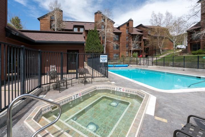 Photo of Timber Run Condos pool