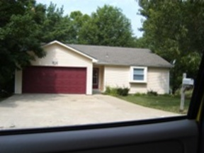 Leavenworth KS Single Family Home Rented: $1,250
