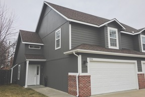Leavenworth KS Single Family Home For Rent: $1,350