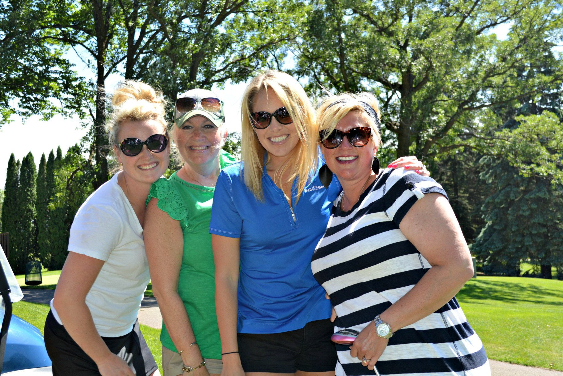 "Realtors Golf Outing ""Havin a Ball"""