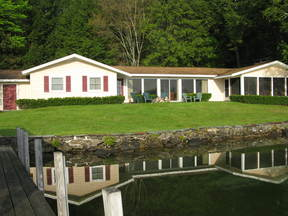 Single Family Home For Rent: Homer Point Lake Front Rental - (15)