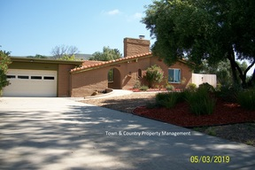 Single Family Home For Lease: 23926 Couna Way