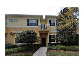Townhouse Sold:  7568 TAMARIND AVE