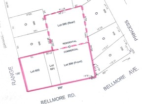 Commercial For Sale: 1641 Bellmore Ave