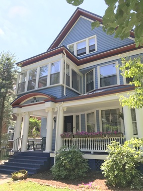 Residential For Lease: 94 Linden St. #2