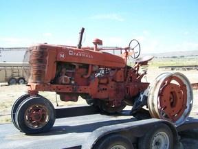 Sold: 1944 FARMALL M