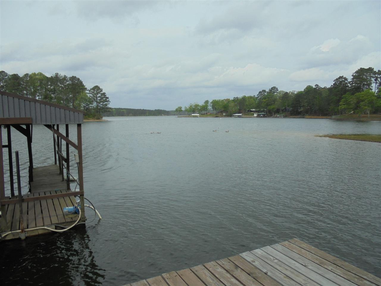 Toledo Bend Waterfront Homes For Sale