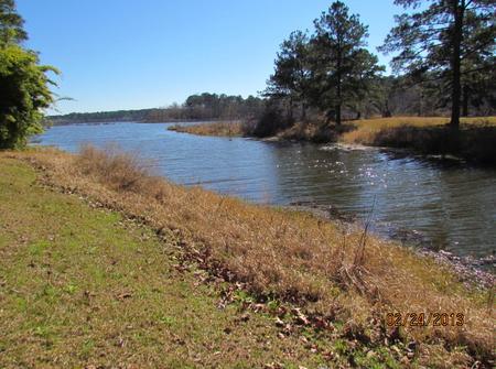 Toledo Bend Lake Waterfront Lots & Lands