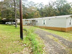 Hemphill TX Manufactured Home For Sale: $155,000