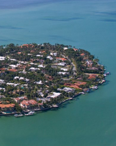 Homes for Sale in La Gorce Island, FL
