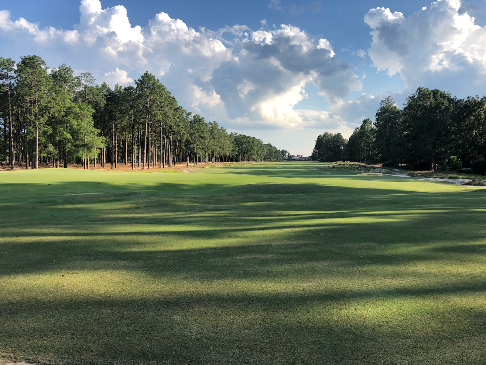 Photography of Pinehurst No. 2