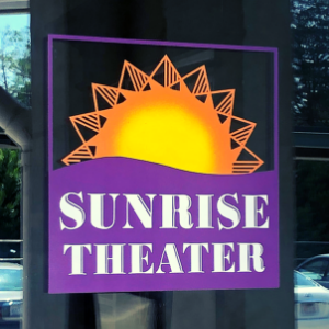 Logo of Sunrise Theater