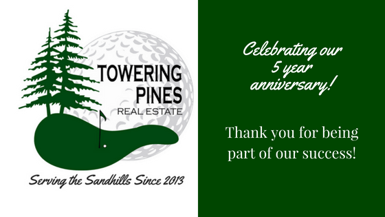 Towering Pines Celebrates 5 Year Anniversary