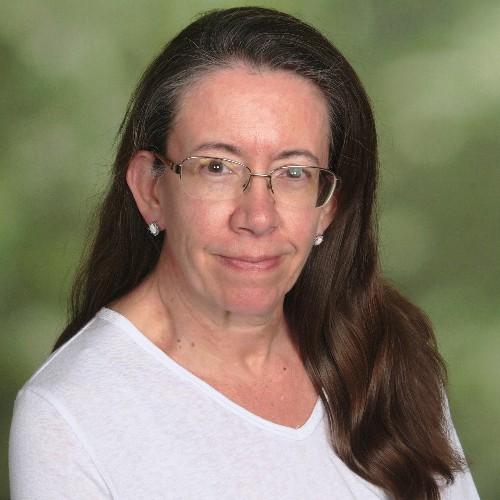Photograph of Dawn Landreth