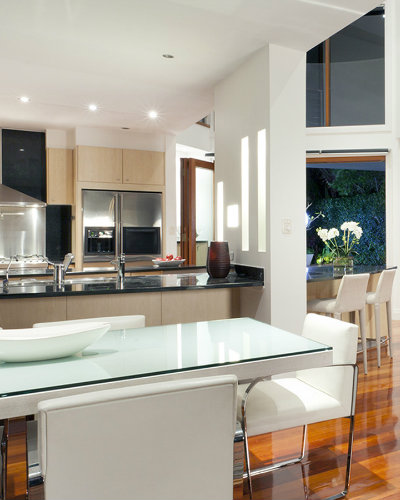 Imagine yourself in your nice new kitchen