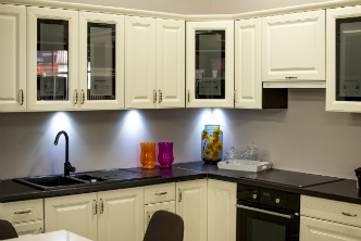 Bright updated kitchens attract buyers