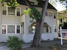 Multi Family Home Rented: 717 26th St. #1