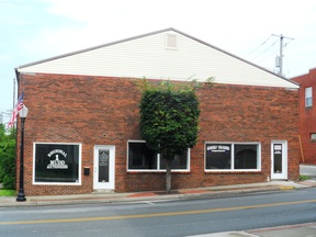 Commercial For Sale: 200 South Cross Main Street