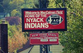 MacCalman Field to See Final Nyack Indians Football Game