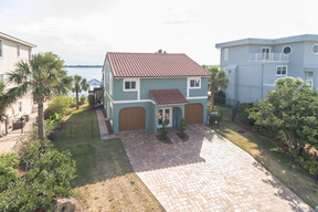 Single Family Home Sold: 313 Porpoise Point Drive