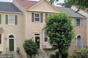 Townhouse Sold: 5937 Wild Brook Court