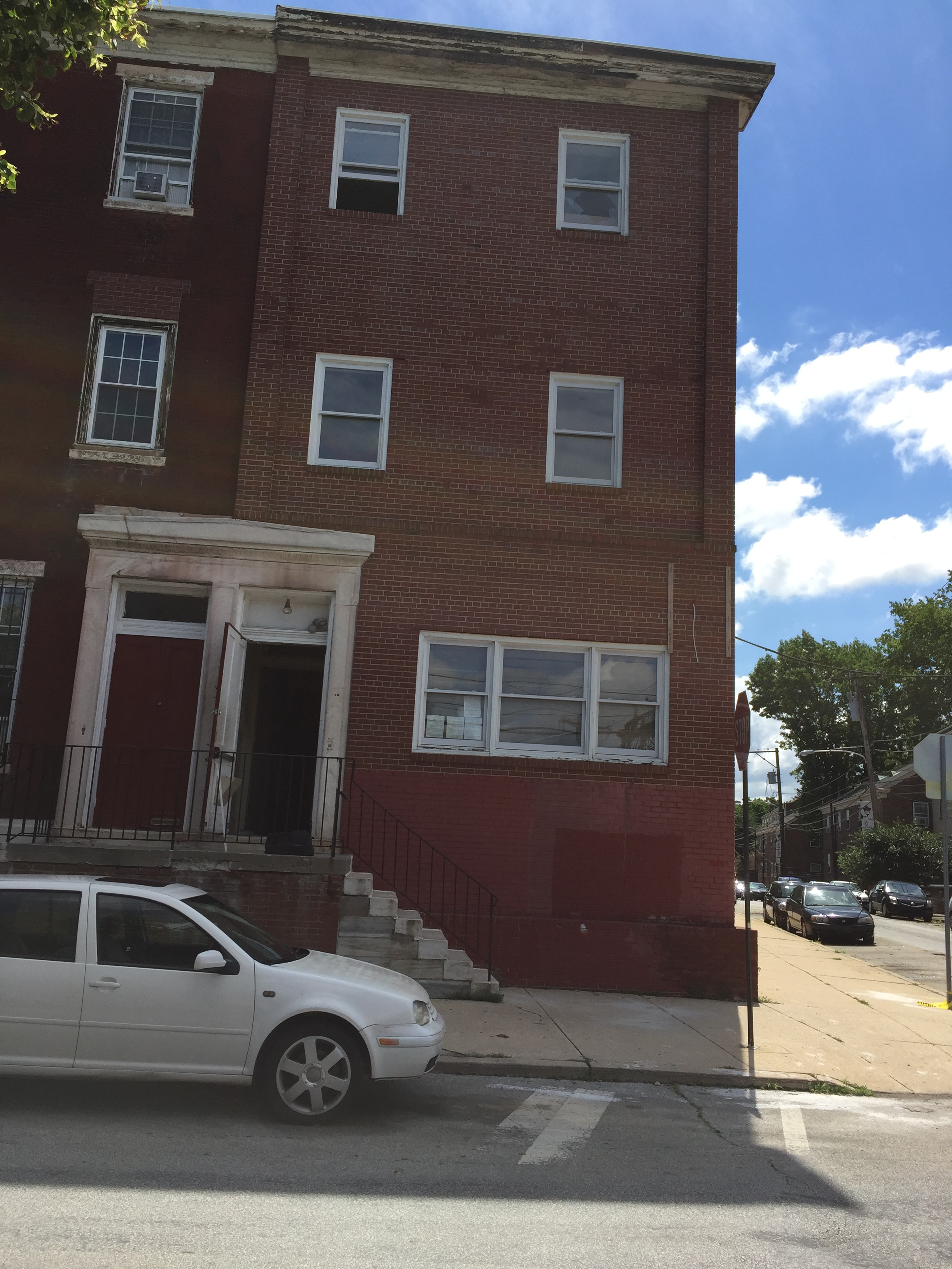 701 N 8th St. Apartments Exterior