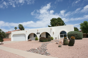 Single Family Home Sold: 1102 N. Paseo Maravilloso