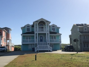 Single Family Home Sold: 10009 S Old Oregon Inlet Rd.