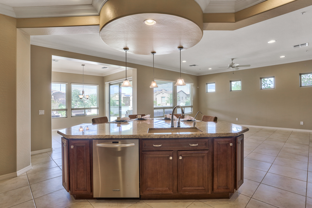 12768 W. Desert Vista Trail, Trilogy at Vistancia. Listing by Friedman Realty Associates, 623-986-0987.