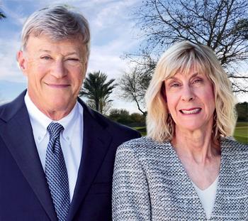 Ted and Lana Friedman, Friedman Realty Associates