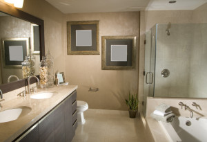 Friedman Realty Associates, upgraded bathroom