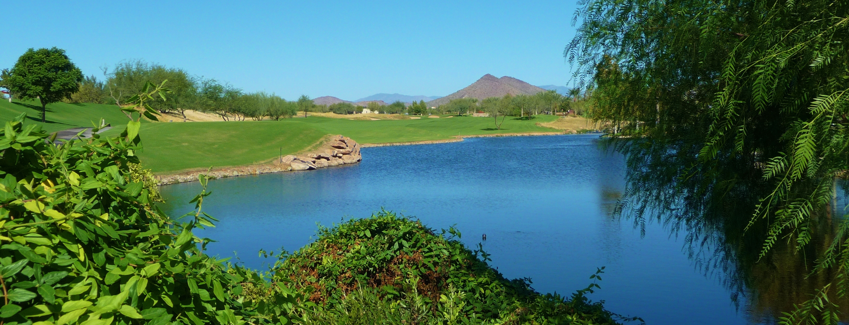 Friedman Realty Associates, Trilogy At Vistancia, View of the 18th Fairway