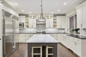 Friedman Realty Associates, high-end kitchen