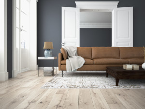 Friedman Realty Associates, neutral coloring in living room