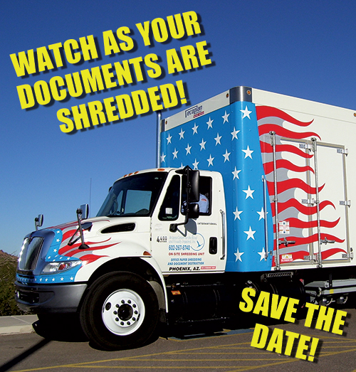 Friedman Realty Associates Annual Shred Event
