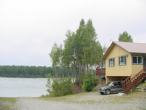 Residential Sold: 35064 Susitna River Road