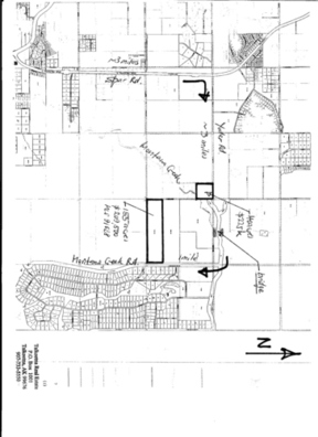 Lots And Land Sold: 12345 Montana Creek Rd.