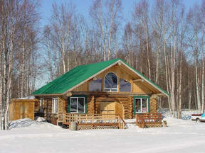 Commercial Listing Sold: 1234 Talkeetna townsite