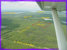 Lots And Land Sold: 23 S. Birch Creek Blvd.