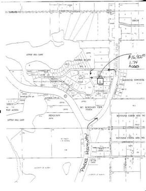 Lots And Land Sold: 16542 E. Darline Road